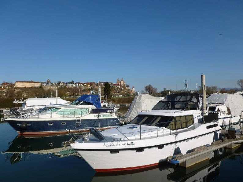 LVB au port de Biesheim